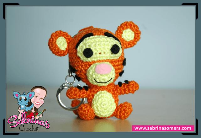 Tigger Winnie The Pooh Amigurumi Pattern Crochet Kingdom