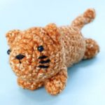 Tommy Tiger Free Crochet Toy Pattern