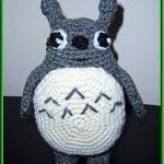 Totoro Free Crochet Pattern