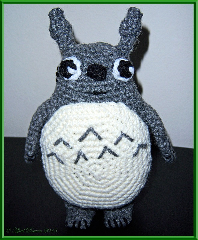 Totoro and Cat Bus Free Amigurumi Patterns | see blog here: … | Flickr | 800x659