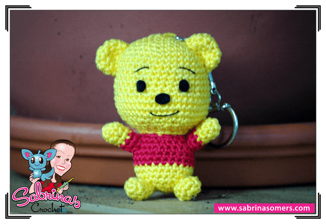 Winnie The Pooh Crochet Patterns Archives ⋆ Crochet