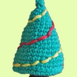 Christmas Tree pattern to crochet ornament