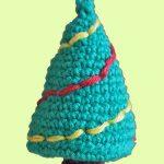 Christmas Tree pattern to crochet ornament