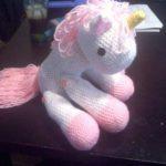 horse crochet pattern