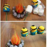 minion free amigurumi crochet pattern