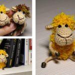little sheep free crochet pattern