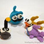 Baby Fish Free Crochet Amigurumi Pattern