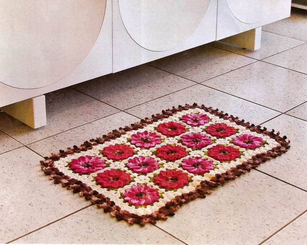 Crochet Rugs ⋆ Crochet Kingdom 20 Free Crochet Patterns