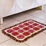 Carpet Daisies Free Crochet Pattern