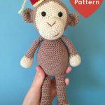 free monkey amigurumi patterns