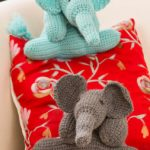 Elephant Friends Free Toy Crochet Pattern