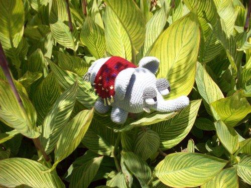 Free Amigurumi Elephant Pattern