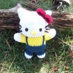 Free Amigurumi Hello Kitty Pattern