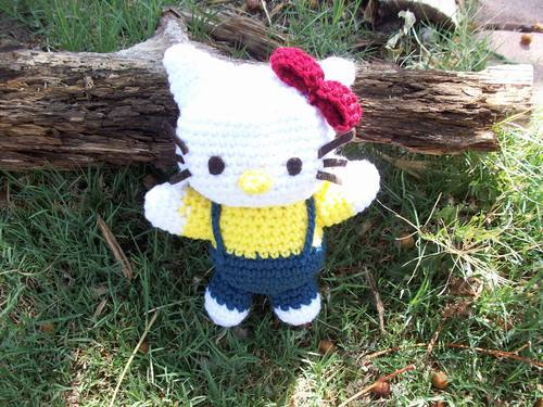 Hello Kitty Crochet: Supercute Amigurumi Patterns for Sanrio ... | 375x500