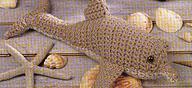 Free Crochet Dolphin Crochet Pattern