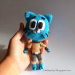 Gumball Free Amigurumi Crochet Pattern
