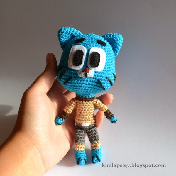 Little amigurumi lucky cat ( Maneki Neko ) - free crochet pattern ... | 600x600