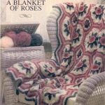 A Blanket of Roses Afghan Free Crochet Pattern
