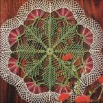 Crochet Doily Table Centre Crochet Pattern