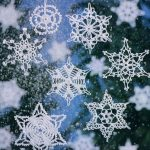 Crochet Snowflake Patterns to Crochet