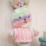 My First Bunny Free Crochet Pattern