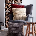 Bernat Tassel and Texture Crochet Pillow Free Pattern