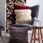 Bernat Tassel and Texture Crochet Pillow Free Pattern