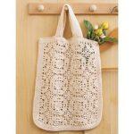 Bernat Tote Bag Free Crochet Pattern