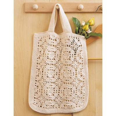Bernat Tote Bag Free Crochet Pattern Crochet Kingdom