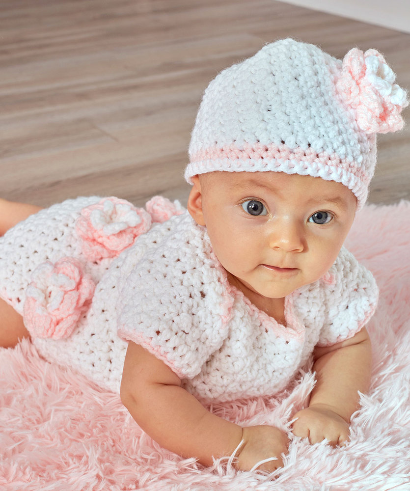 Crochet Baby Onesie Patterns ⋆ Crochet Kingdom (1 free