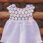 Floral sundress for baby girls