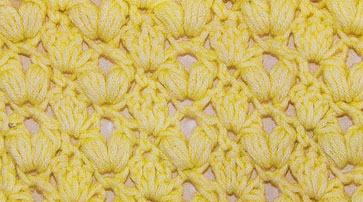Flower-Buds-Crochet-Stitch