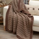 Lakehouse Crochet Throw Free Crochet Pattern