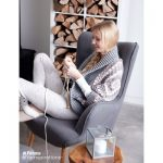 Patons Coziest Crochet Cardigan Free Pattern