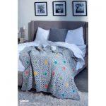 Pin Point Crochet Blanket Free Pattern