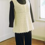 Pretty Crochet Vest Pattern for Women