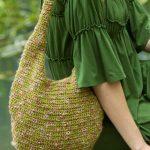 Crochet Hobo Bag Free Pattern