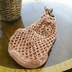 Eco Shopping Bag Free Crochet Pattern