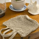 Crochet Save the Earth Bag Free Pattern