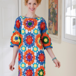 Bright & Beautiful Top Free Crochet Pattern