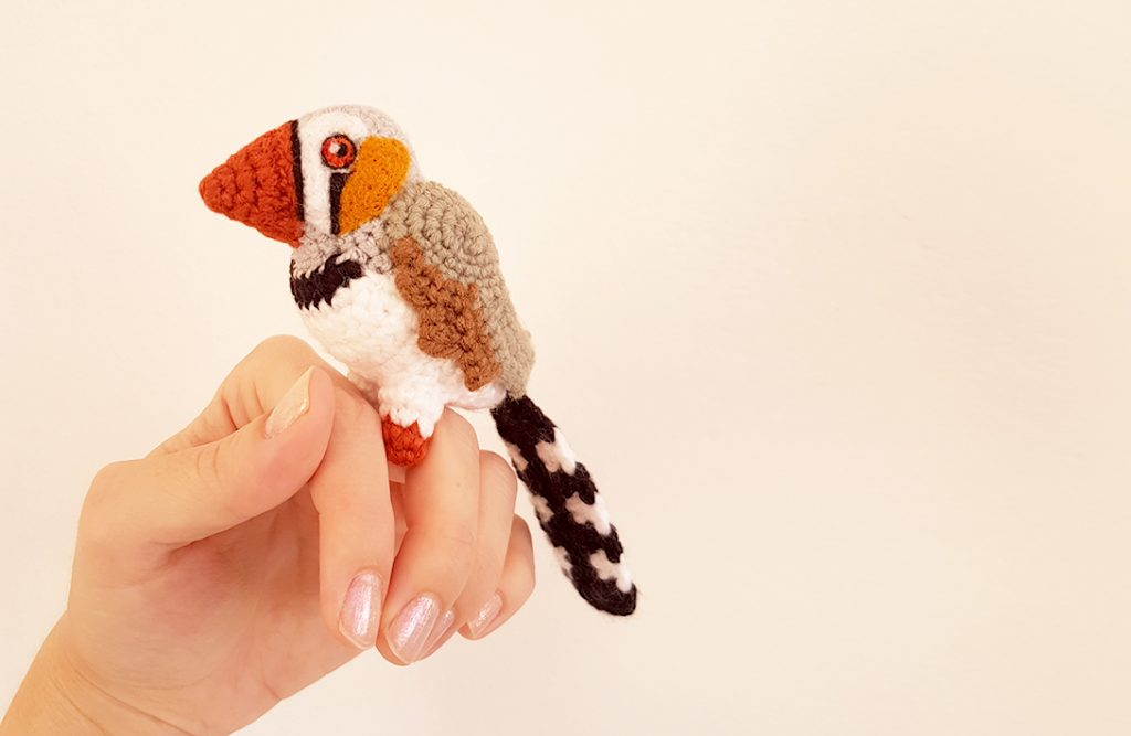 27 Free Crochet Bird Patterns You'll Love ⋆ DIY Crafts | 667x1024