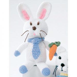 Baby's Bunny Free Crochet Pattern