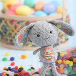 Bailey the Bunny Free Crochet Pattern