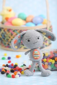 Bailey the Bunny Free Crochet Pattern