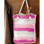 Bernat Bag Easy Free Crochet Pattern