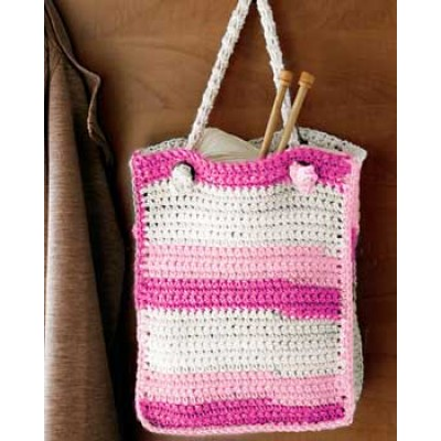 Bernat Bag Easy Free Crochet Pattern Crochet Kingdom
