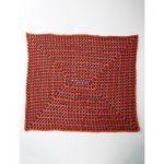 Bernat Rectangle Granny Afghan Free Crochet