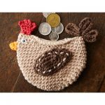 Cluck Cluck Change Purse Free Crochet Pattern