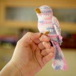 Crochet Bird Pattern Free