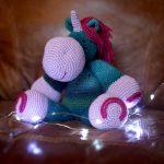 Crochet Unicorn Pattern Free
